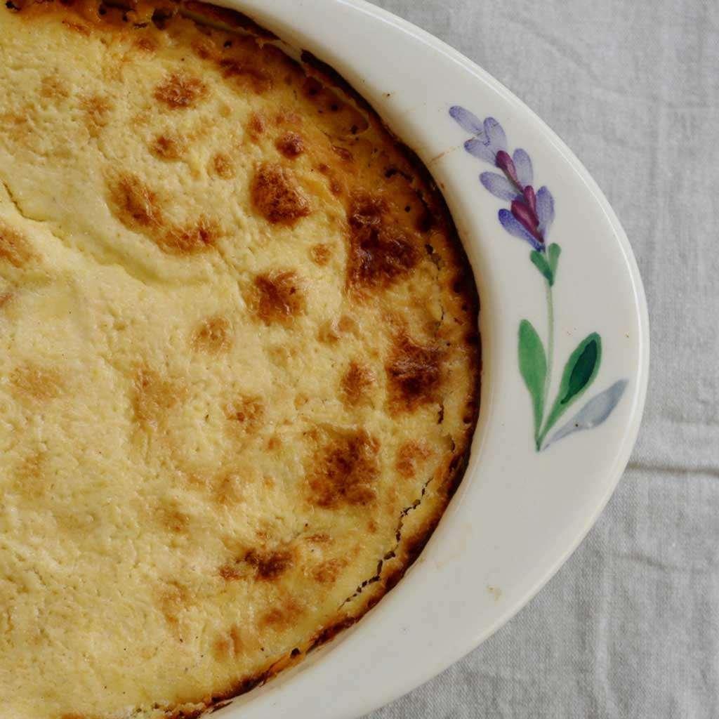 Lavender Casserole Dish