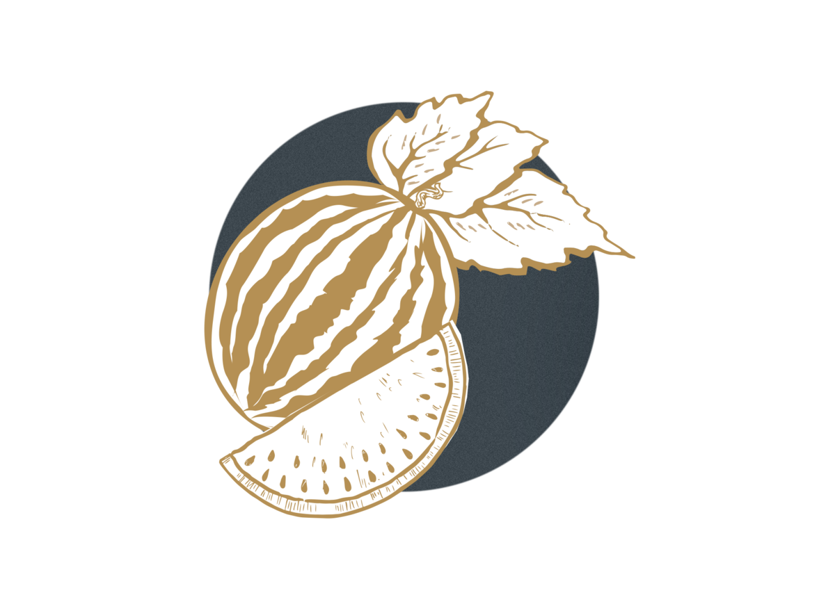 Organic Kalahari Melon Seed Oil (citrullus lanatus) AVOILA Nourishing Face Oil