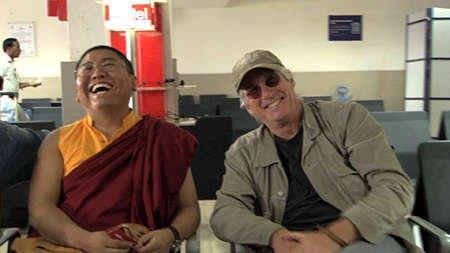 Tsoknyi Rinpoche e Richard Gere