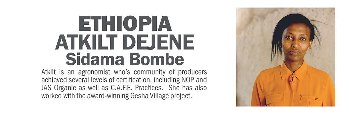 Ethiopia Sidama Bombe
