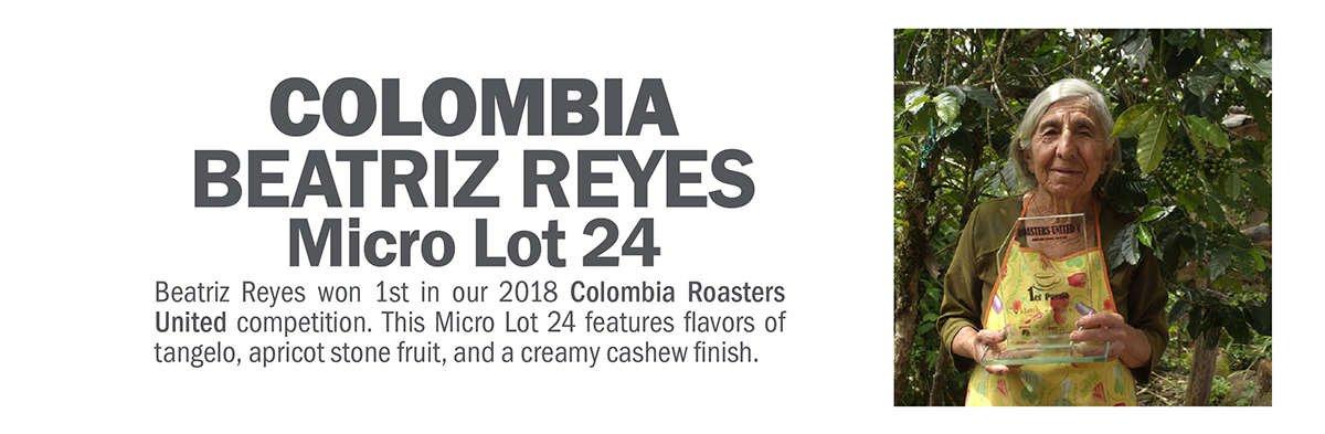 Colombia Micro Lot