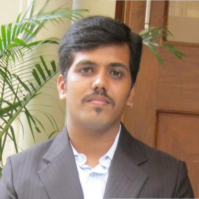Actofit CTO Aashutosh Sharma