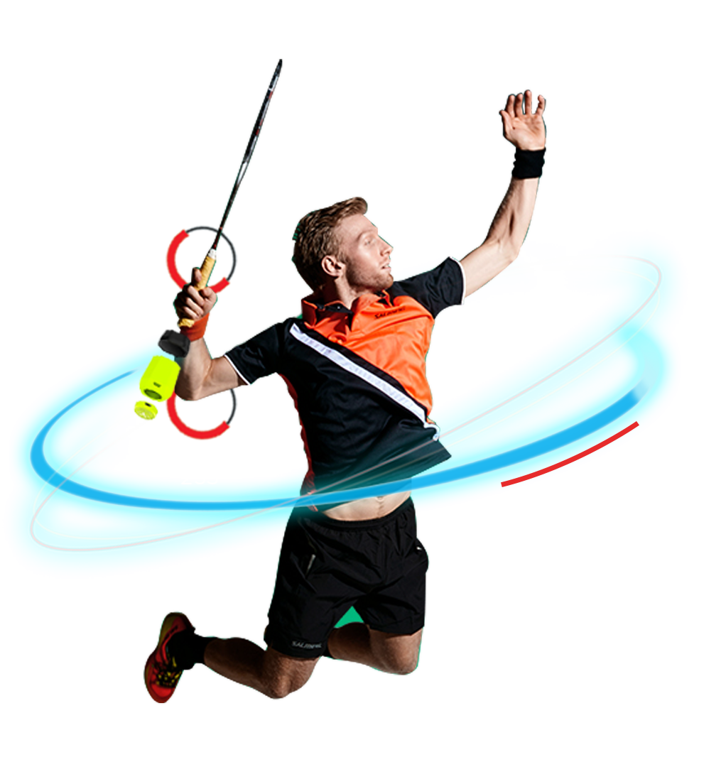 how to track badminton