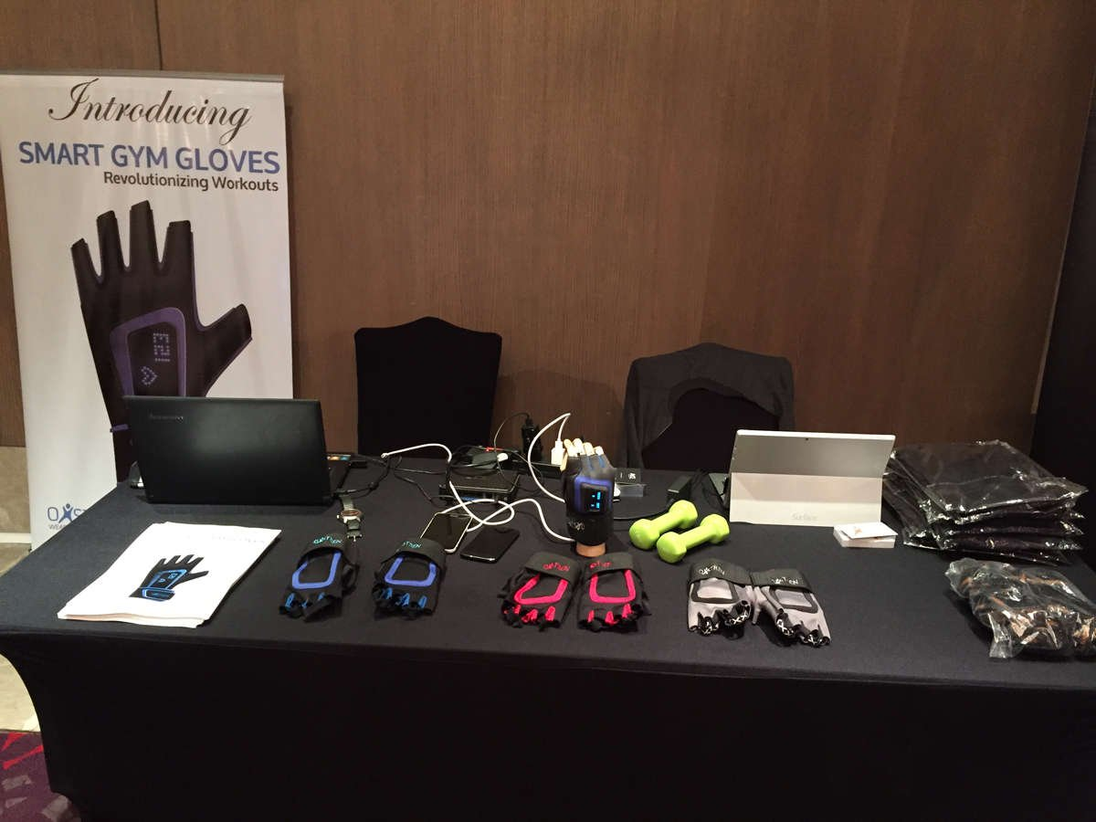 Actofit Wearable tech conference Hong Kong 2015