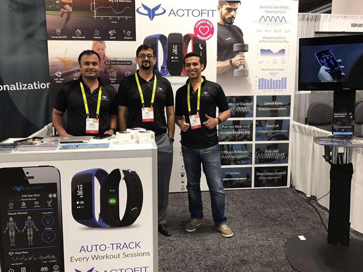 Actofit CES Las Vegas 2017