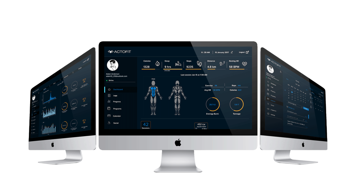 how to track complete fitness journey