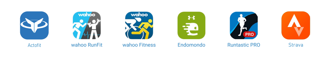 most popular fitness apps