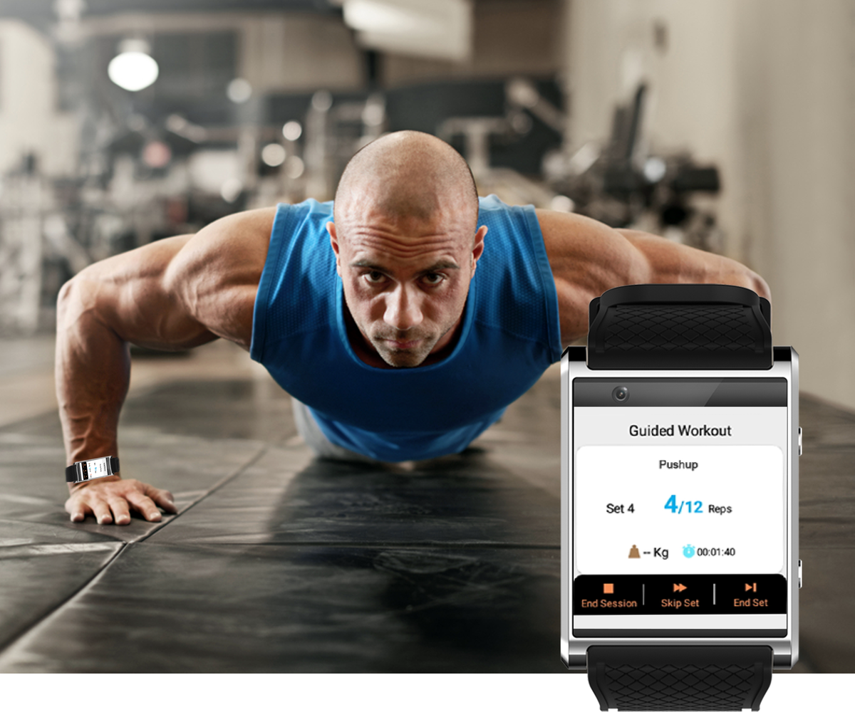 best Guided workout smartwatch