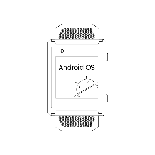 android watch actofit