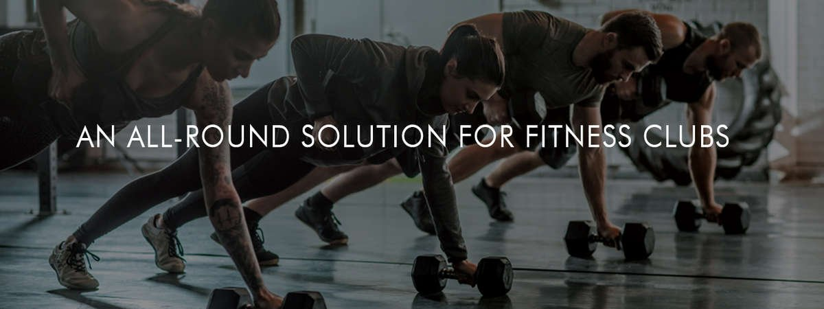 solution for fitness clubs