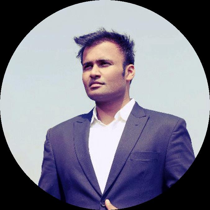 Actofit CEO Pratik saraogi
