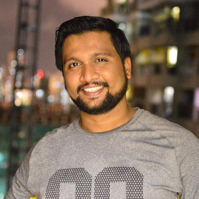 Actofit Software lead Tushar Patil