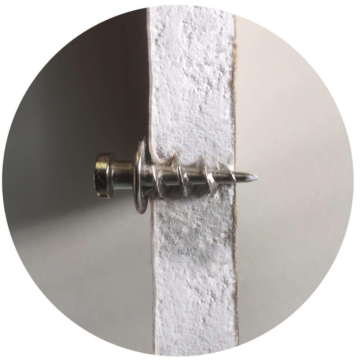 Deco Screws won't puncture wiring or plumbing