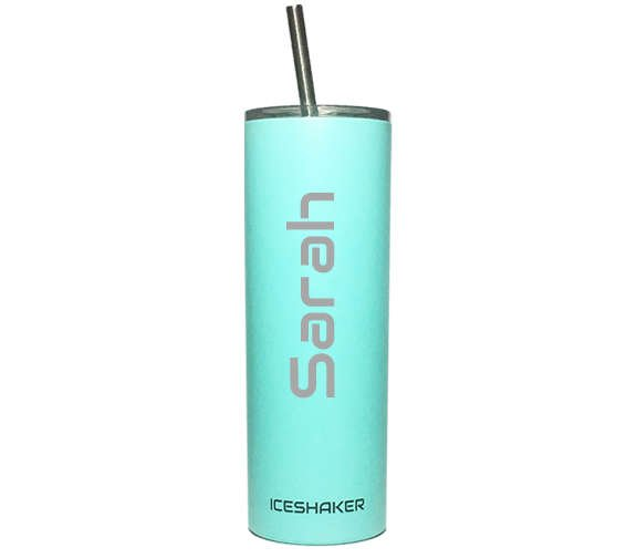 Custom Engraved mint tumbler