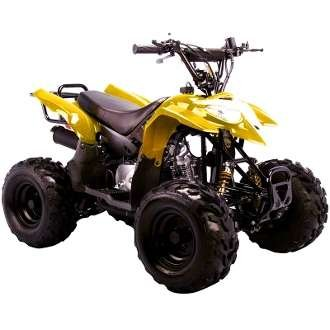 Coolster 3050B 110 ATV Yellow