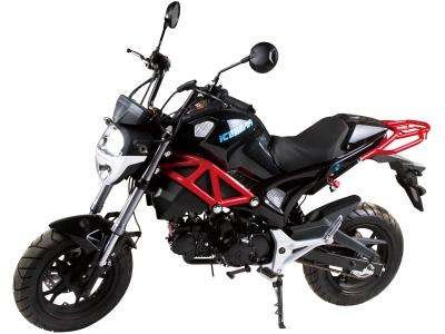Ice Bear Little Monster 125cc Black