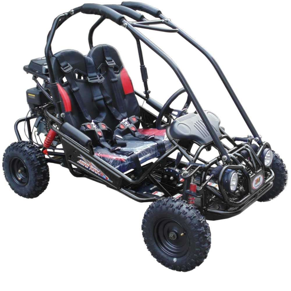 TrailMaster XRX-R MINI BLACK