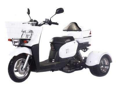 Ice Bear Mini Cruzzer 50cc Metallic White