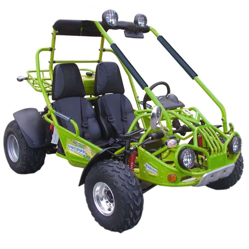 TrailMaster XRX 150 Green