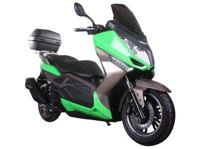Ice Bear 300-T9 300cc Scooter Green/Champagne