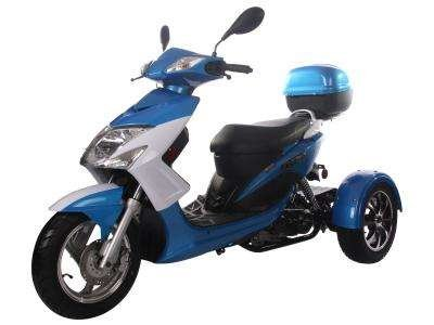 Ice Bear ELF 50cc Trike Blue