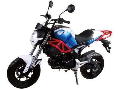 Ice Bear Little Monster 125cc Blue