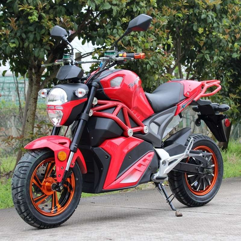 Dongfang SRT Motorcycle 2000E Red