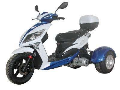 Ice Bear Mojo 150cc Trike Blue/White
