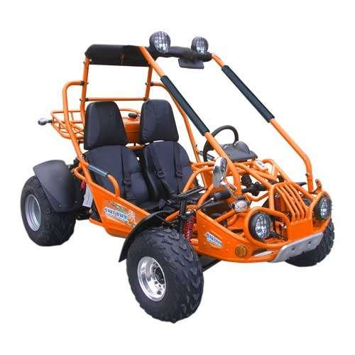 TrailMaster XRX 150 Orange