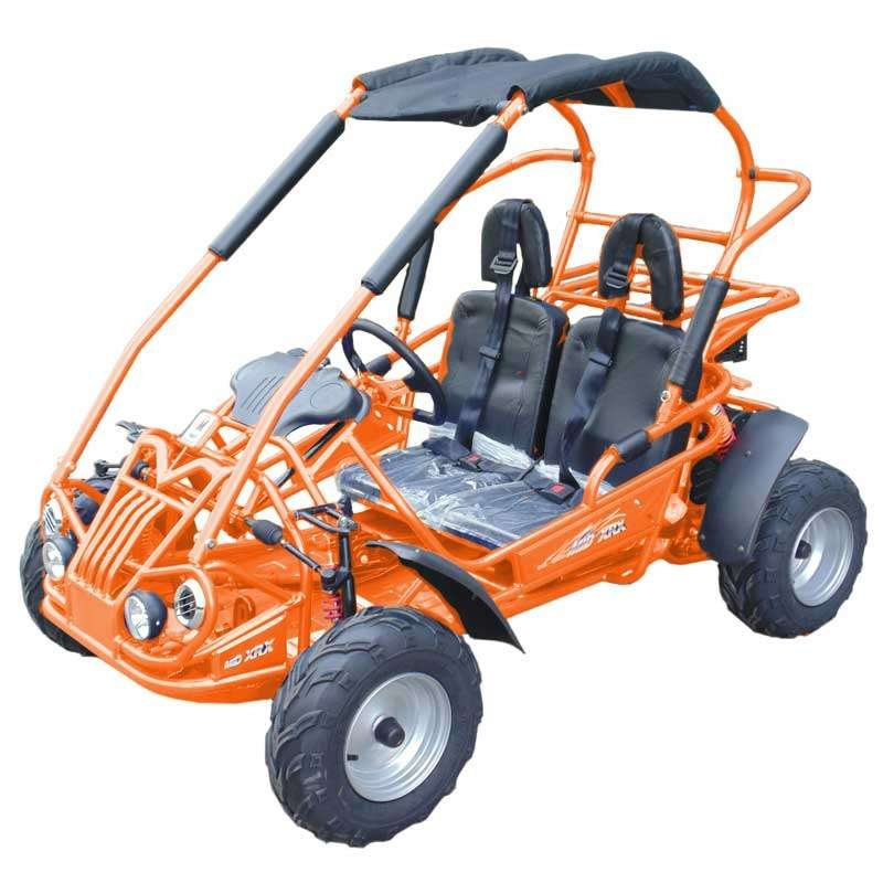 TrailMaster XRX-R MID ORANGE