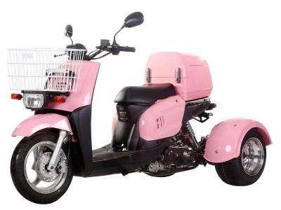 Ice Bear Mini Cruzzer 50cc Metallic Pink