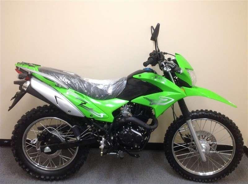 RPS Hawk 250cc Dirt Bike GREEN