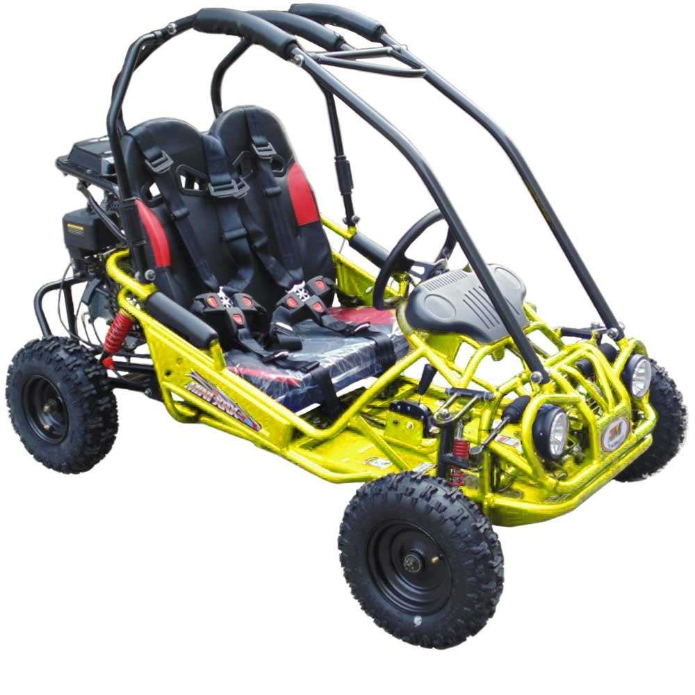 TrailMaster XRX-R MINI YELLOW