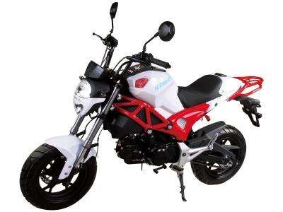 Ice Bear Little Monster 125cc White