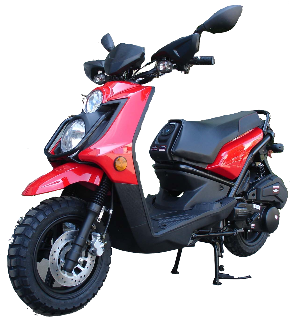 Roketa 119 Scooter 150cc Red