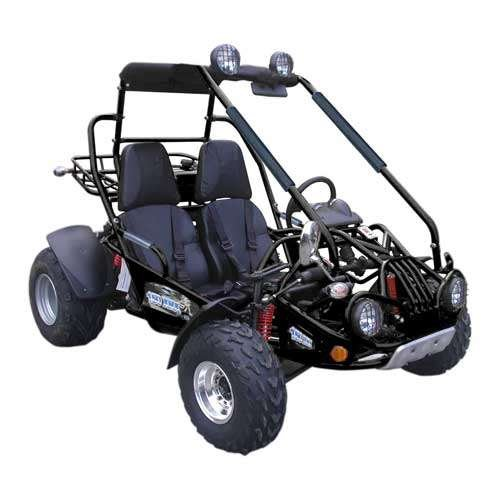 TrailMaster XRX 150 Black