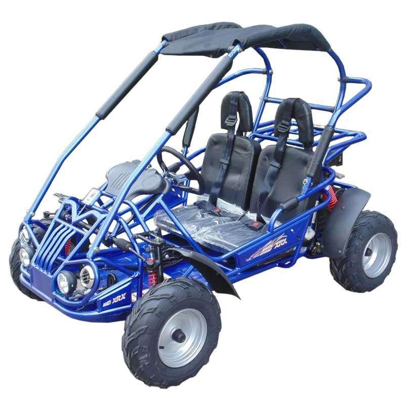 TrailMaster XRX-R MID BLUE