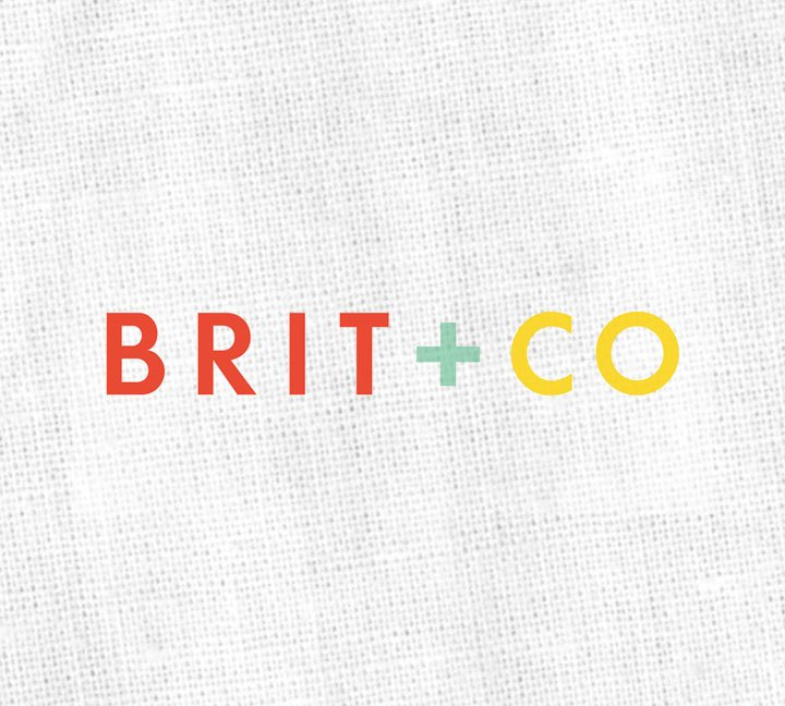 brit + co logo