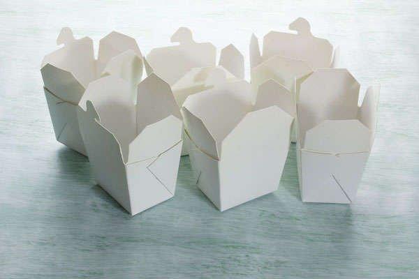 Cajas para comida