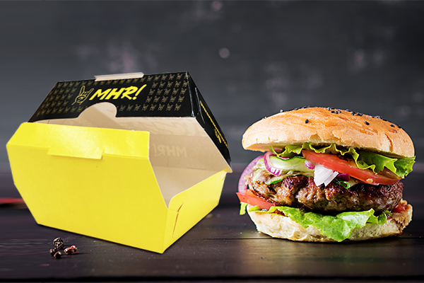 cajas para hamburguesas