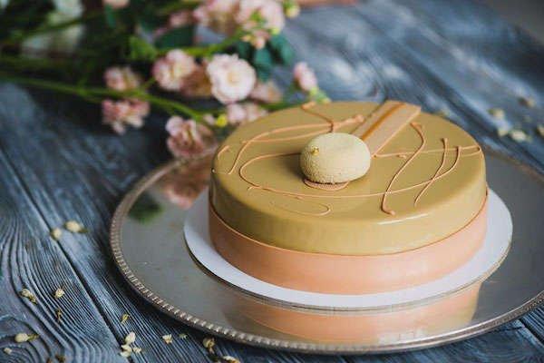 Cajas para pastel
