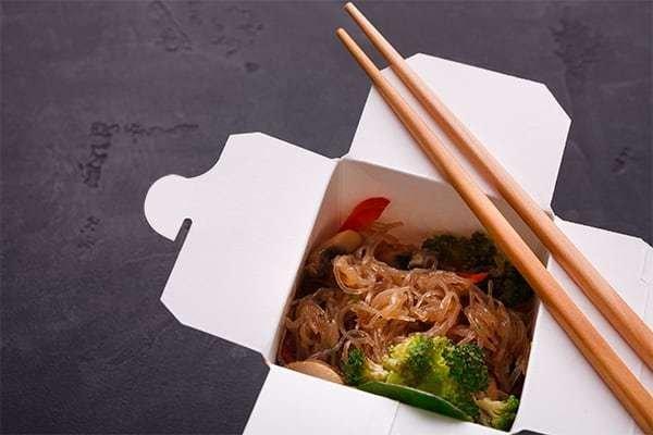 Cajas para comida china