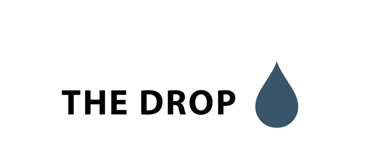 blog logo water drop
