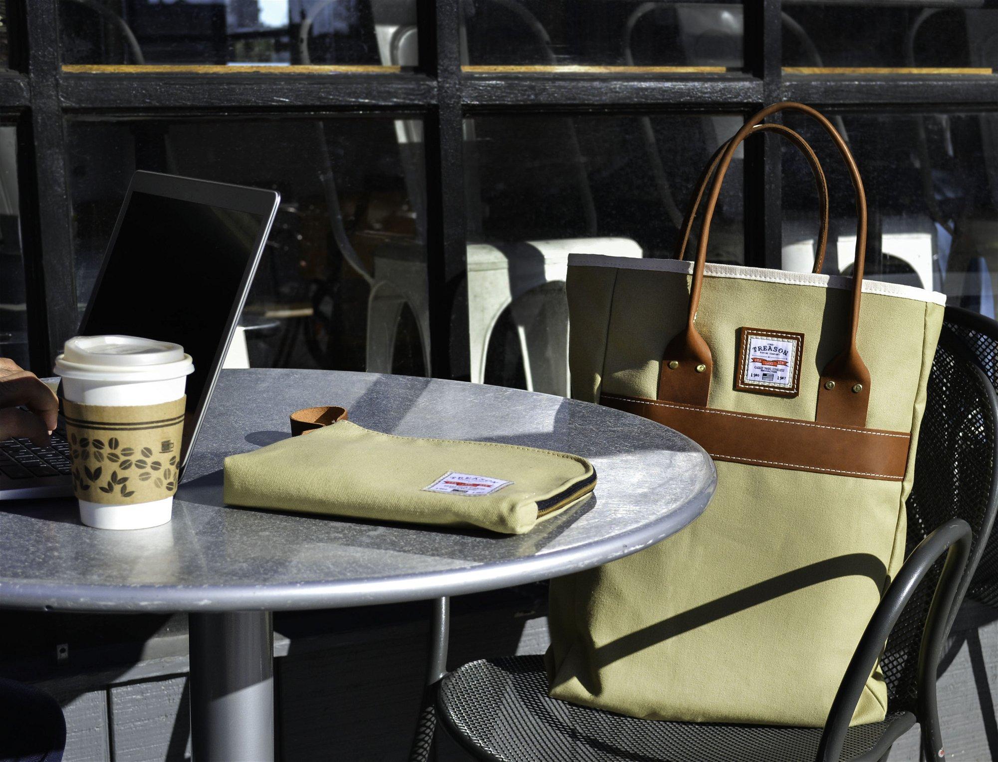 The Lexington tote bag Spring 2017