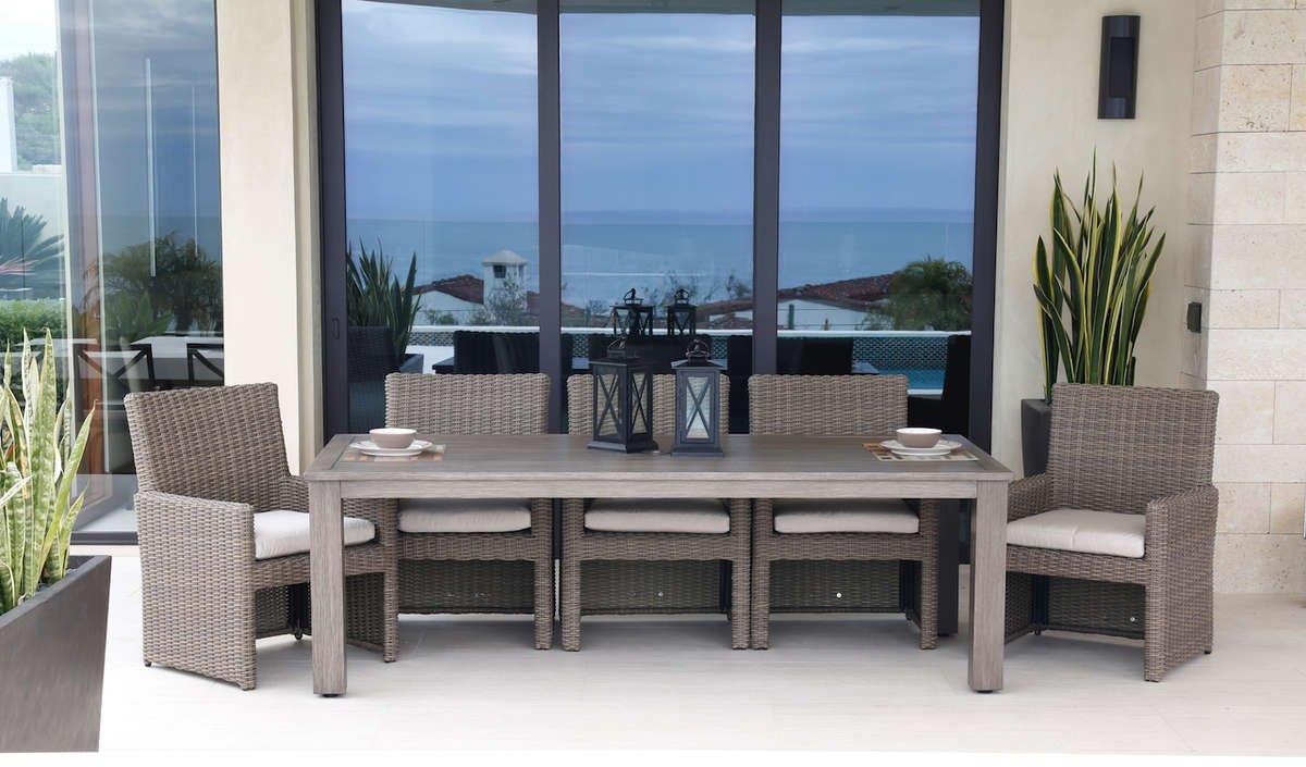 Coronado Collection Teak Table