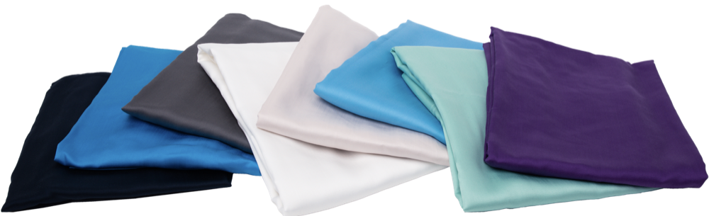 Eucalyptus Bed Sheets: Navy, Blue, Gray, White, Pearl, Light Blue, Mint Green, Purple