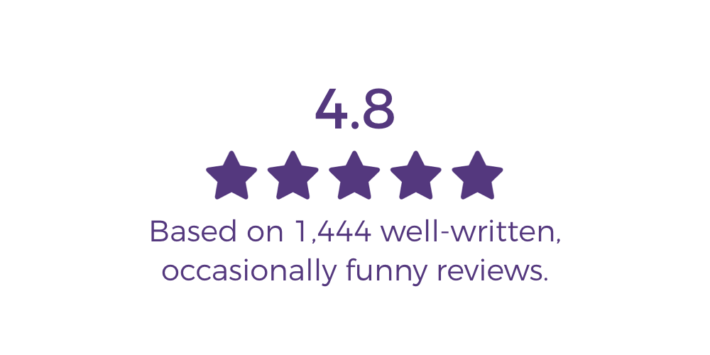 Real Reviews from Real Strangers on the Internet