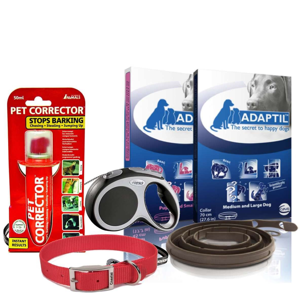 Shop Leashes, Collars & Training
