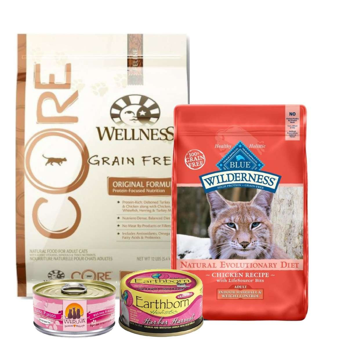 Shop Cat Foods
