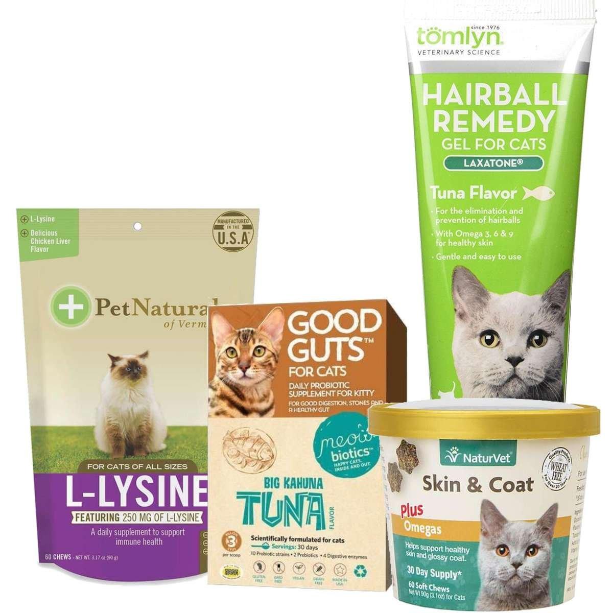 Shop Cat Health & Wellness